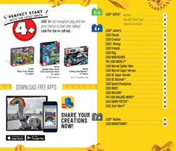 Batman deals in the LEGO weekly ad in Mount Vernon NY