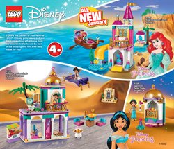 Disney Princesses deals in the LEGO weekly ad in Roswell GA