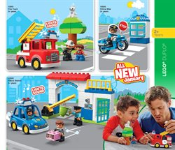 Fire Truck deals in the LEGO weekly ad in New York