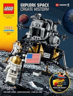Kids, Toys & Babies deals in the LEGO weekly ad in New York