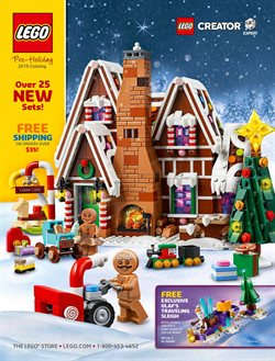 LEGO deals in the New York weekly ad