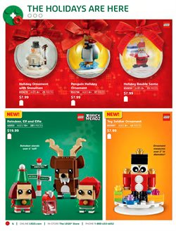 Kids, Toys & Babies deals in the LEGO weekly ad in Sterling VA