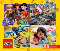 Kids, Toys & Babies offers in the LEGO catalogue in Alhambra CA ( More than a month )