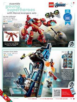 Iron Man deals in LEGO