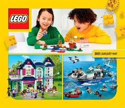 Kids, Toys & Babies offers in the LEGO catalogue in Spring TX ( More than a month )
