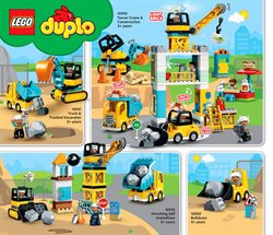 Playmobil deals in LEGO