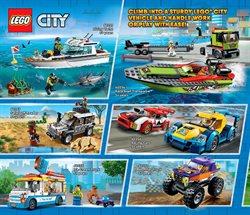 New Zealand deals in LEGO
