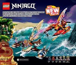 Island holidays deals in LEGO