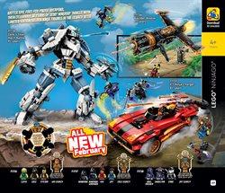 Ninja deals in LEGO