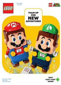 Kids, Toys & Babies deals in the LEGO catalog ( 2 days ago)