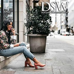 DSW deals in the Dallas TX weekly ad