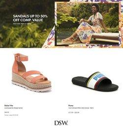 DSW deals in the DSW catalog ( 11 days left)