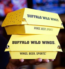 Buffalo Wild Wings deals in the San Jose CA weekly ad