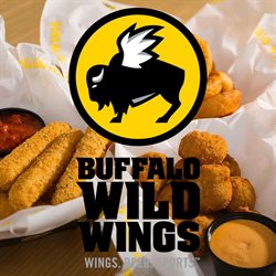 Buffalo Wild Wings deals in the Rochester NY weekly ad