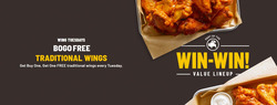 Buffalo Wild Wings coupon in Knoxville TN ( 4 days left )