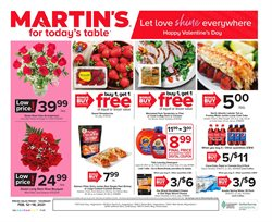 Martin's catalogue ( Expired )
