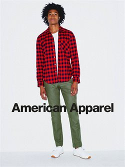 American Apparel catalogue ( 29 days left )