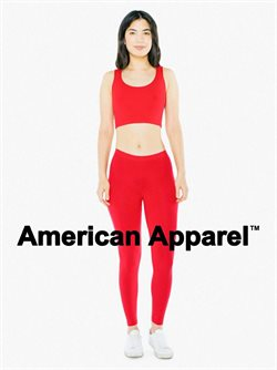 American Apparel catalogue ( 27 days left )