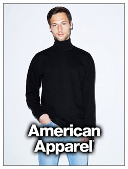 American Apparel catalogue ( Expired )