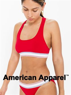 American Apparel deals in the New York weekly ad