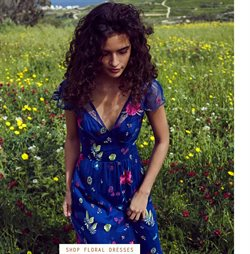 Dress deals in the Anthropologie weekly ad in Los Angeles CA