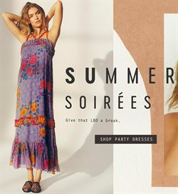 Dress deals in the Anthropologie weekly ad in Daly City CA