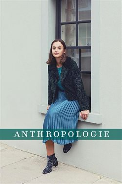 Anthropologie deals in the Minneapolis MN weekly ad