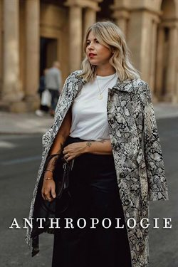 Anthropologie deals in the Dallas TX weekly ad