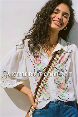 Anthropologie catalogue ( 27 days left )
