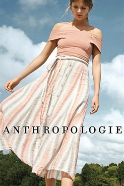 Anthropologie deals in the Sterling VA weekly ad
