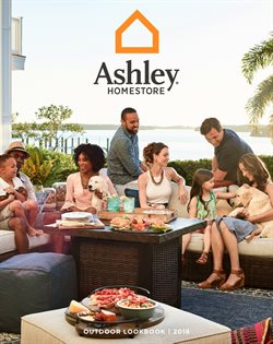 Home & Furniture deals in the Ashley Furniture weekly ad in Springfield MO