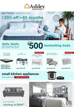 Home & Furniture offers in the Ashley Furniture catalogue in Syracuse NY ( Published today )