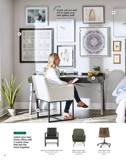 Office chair deals in Ashley Furniture