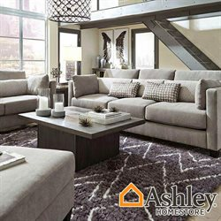 Ashley Furniture deals in the Washington-DC weekly ad