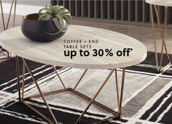 Ashley Furniture coupon in Mesquite TX ( Expires tomorrow )