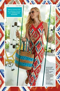 Bags deals in the Chico's weekly ad in Modesto CA