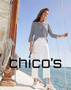 Chico's catalogue The Shops at Hilton Village in Scottsdale AZ ( Expires today )