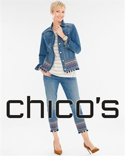 Chico's deals in the Houston TX weekly ad