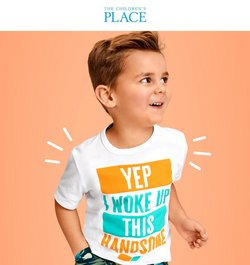 Clothing & Apparel deals in the The Children's Place catalog ( 3 days left)