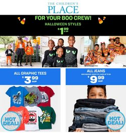 The Children's Place deals in the The Children's Place catalog ( 8 days left)