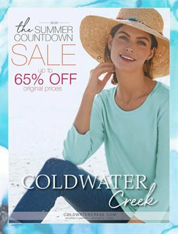 Coldwater Creek catalogue ( 19 days left )