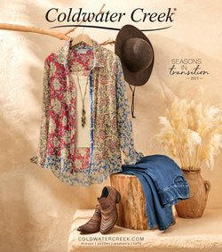 Coldwater Creek deals in the Coldwater Creek catalog ( 20 days left)