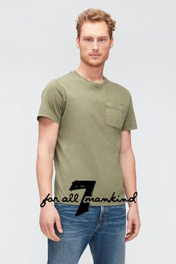 Clothing & Apparel deals in the 7 For All Mankind catalog ( Published today)