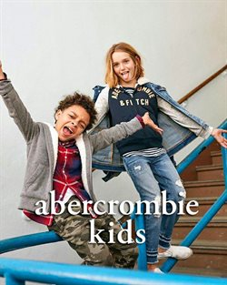 Abercrombie Kids deals in the Fontana CA weekly ad