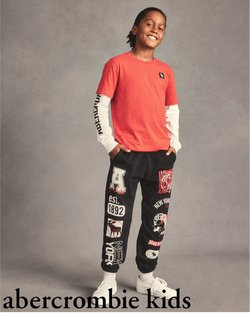Abercrombie Kids deals in the Abercrombie Kids catalog ( 9 days left)