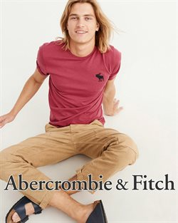 T-shirt deals in the Abercrombie & Fitch weekly ad in Sterling VA