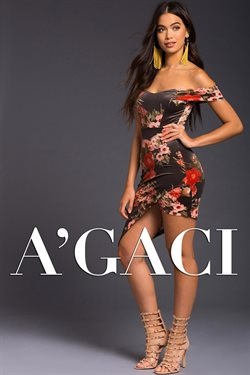 A'gaci deals in the Houston TX weekly ad
