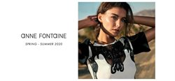 Anne Fontaine catalogue ( More than a month )