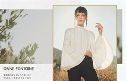 Anne Fontaine catalogue ( Expires today )