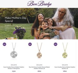 Ben Bridge Jeweler catalogue ( 2 days ago )
